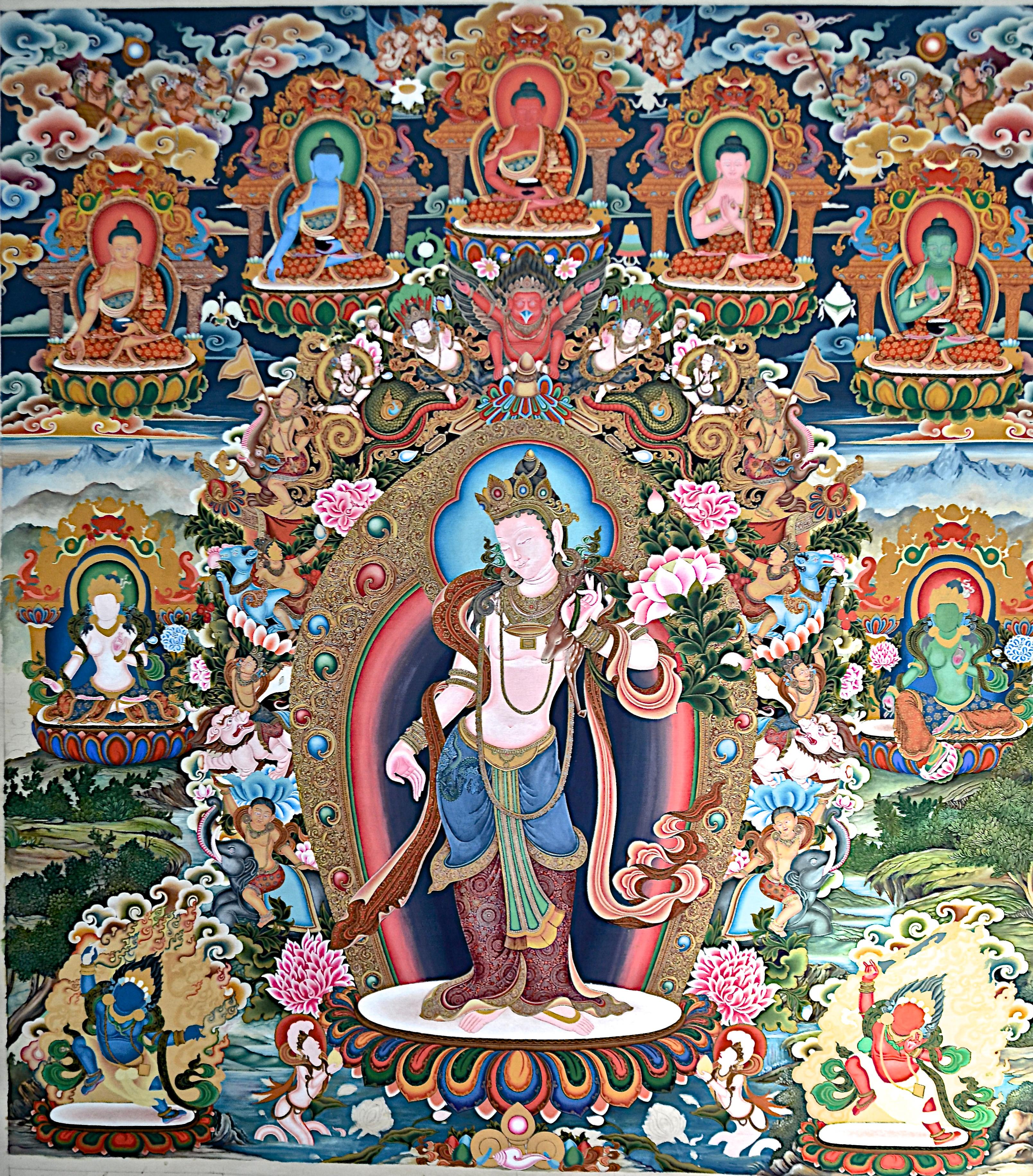 Buddhism: Buddhism Art Politics